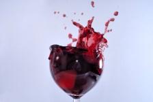Invloed van rode wijn op de huid