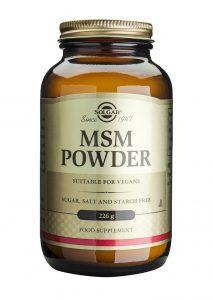 MSM supplement schildklier broze nagels