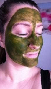 Matcha gezichtsmasker 3