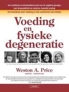Voeding en fysieke degeneratie boek