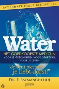 Water, het goedkoopste medicijn - dr. Batmanghelidj