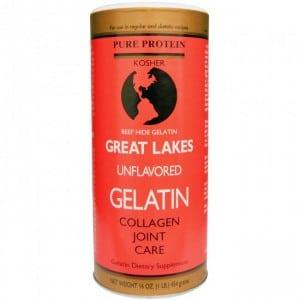 collageen gelatine
