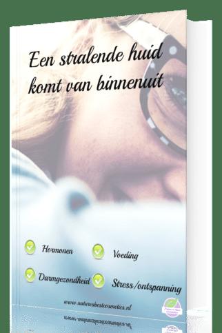 E-book Een stralende huid komt van binnenuit