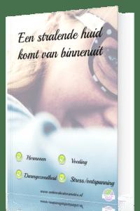 E-book 'Een stralende huid komt van binnenuit'