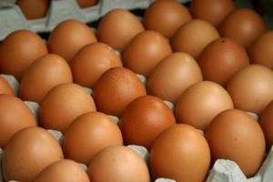eieren tegen een vitamine B12 tekort