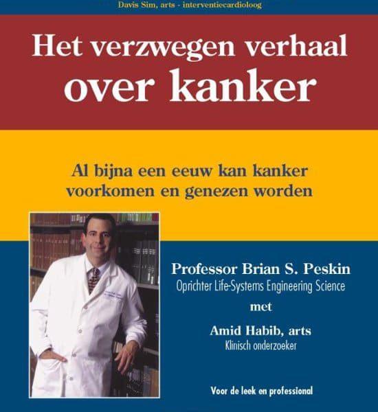 Brian Peskin verzwegen verhaal over kanker Warburg