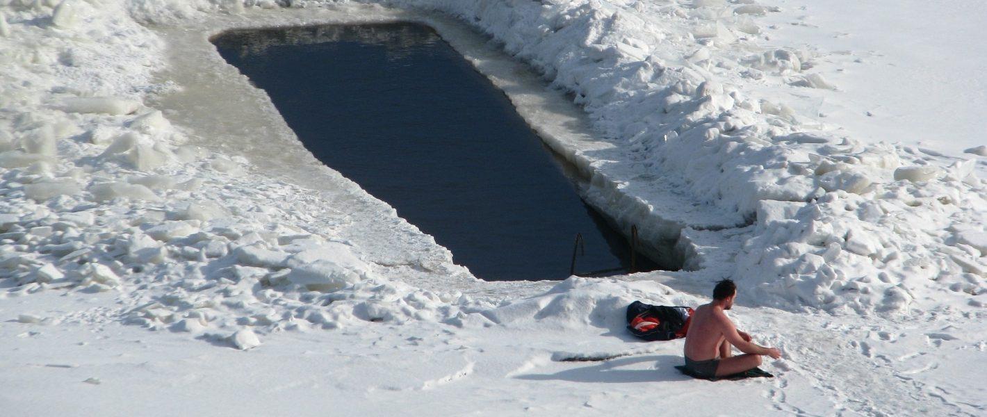 Autofagie Stimuleren Voordelen ijsbad