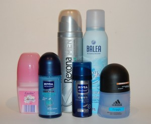 giftige deodorant