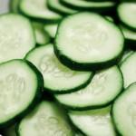 Komkommers zijn een anti-aging superfood