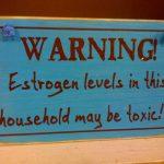 De hormonen oestrogeen en progesteron tijdens de overgang