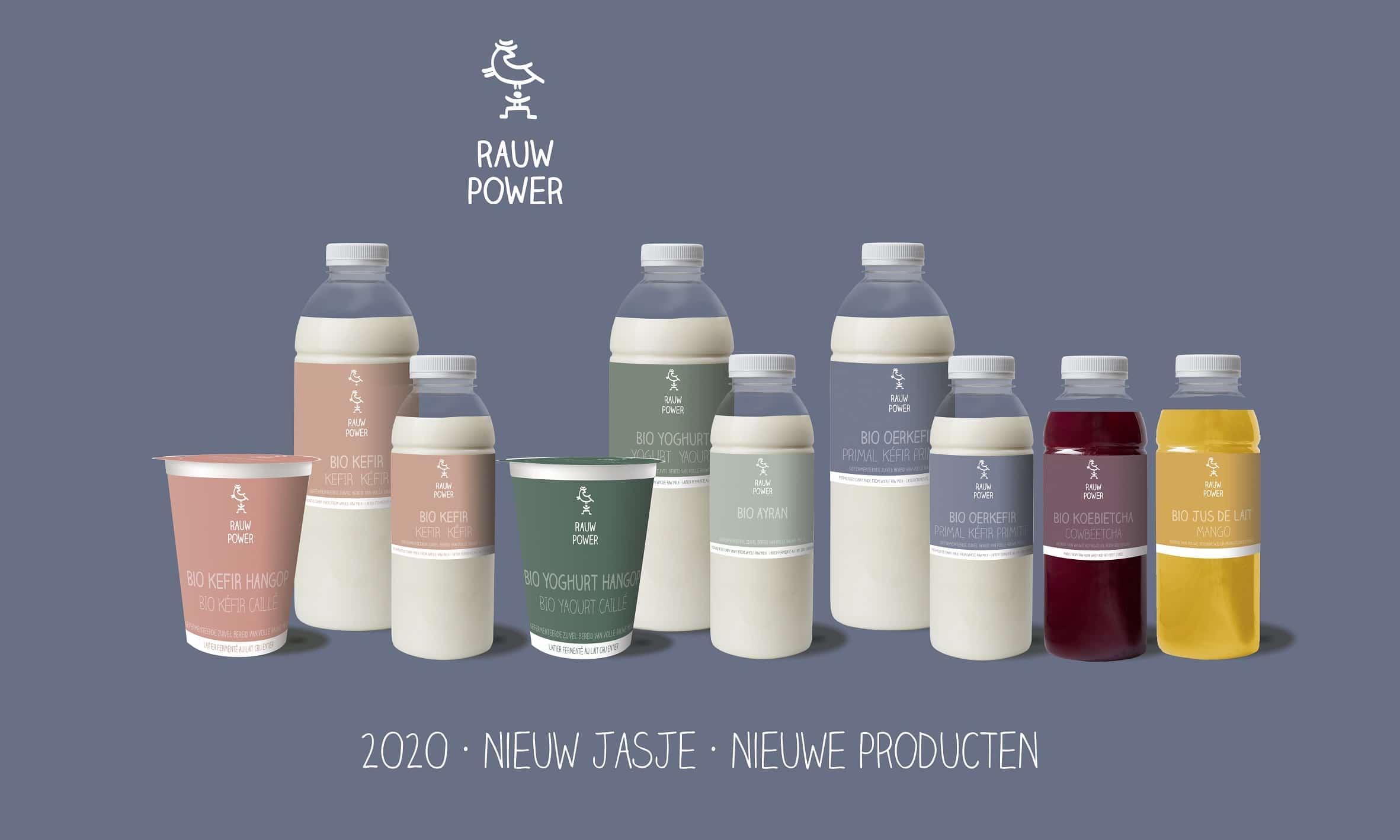 rauwe melk kefir Raw Milk Company