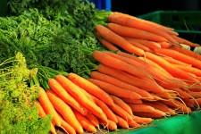 vitamine A wortels huid